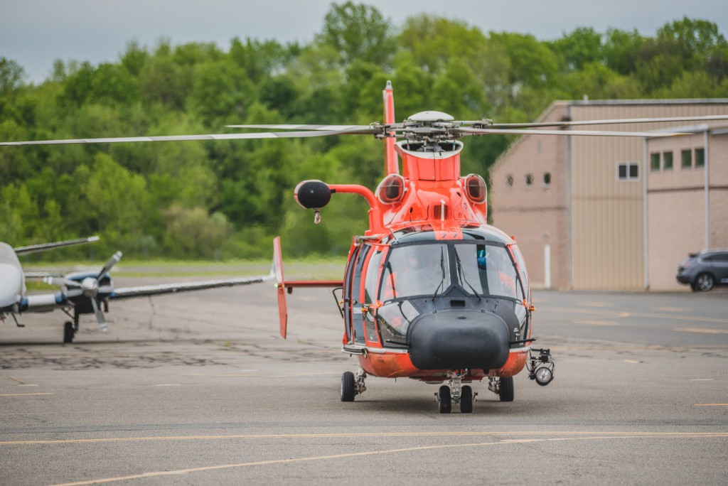 Robles-Photography-United-States-Coast-Guard-Helicopter-65-Dolphin-Morristown-Municipial-Airport12