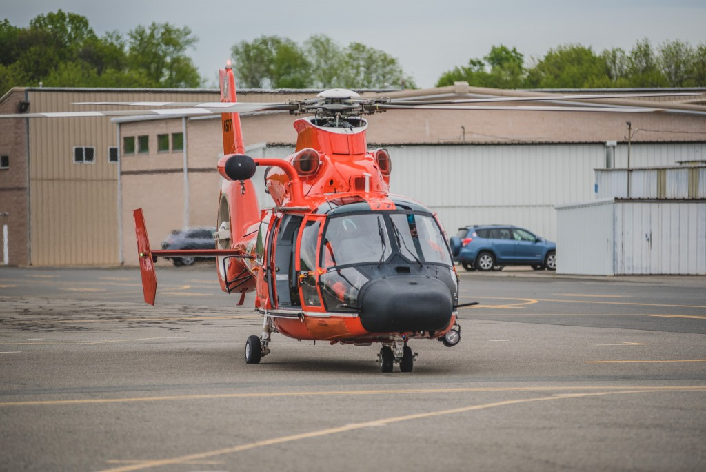 Robles-Photography-United-States-Coast-Guard-Helicopter-65-Dolphin-Morristown-Municipial-Airport15