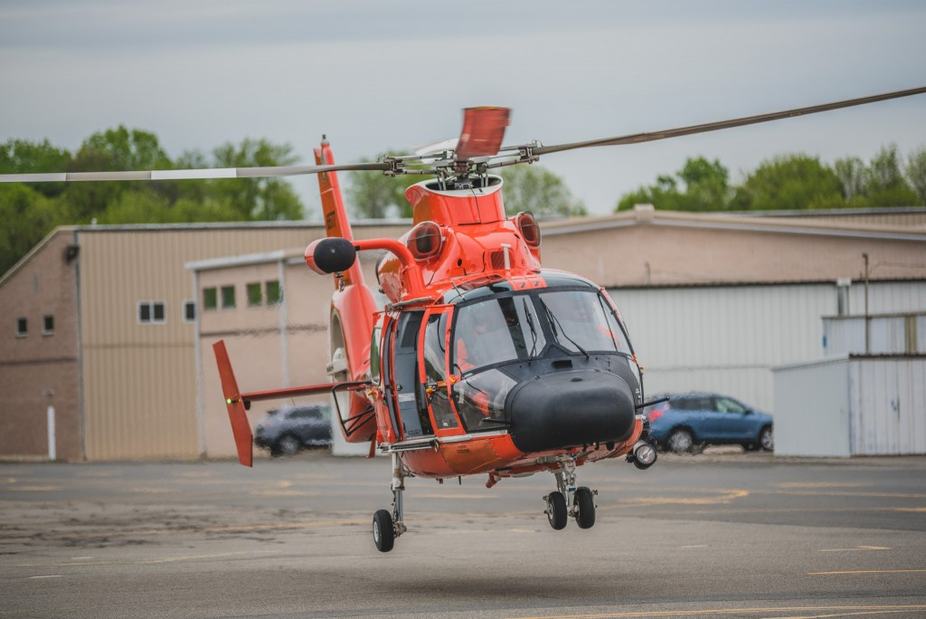 Robles-Photography-United-States-Coast-Guard-Helicopter-65-Dolphin-Morristown-Municipial-Airport18