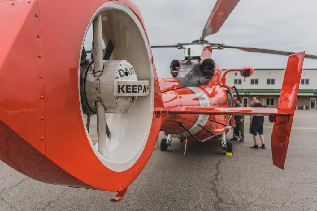 Robles-Photography-United-States-Coast-Guard-Helicopter-65-Dolphin-Morristown-Municipial-Airport2