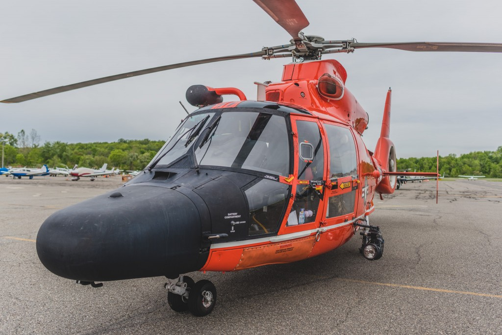 Robles-Photography-United-States-Coast-Guard-Helicopter-65-Dolphin-Morristown-Municipial-Airport8