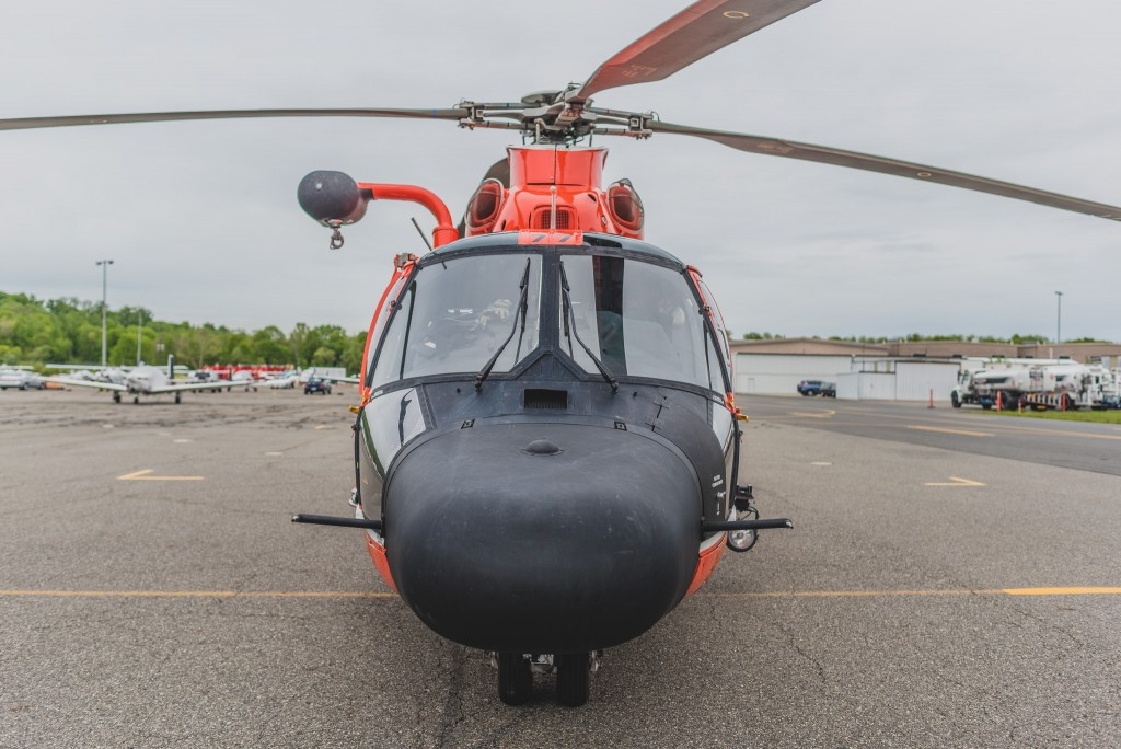Robles-Photography-United-States-Coast-Guard-Helicopter-65-Dolphin-Morristown-Municipial-Airport9